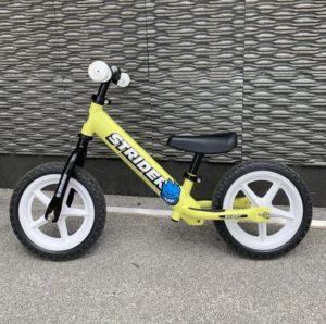 【ストライダー】子どもの自転車練習【効果的】