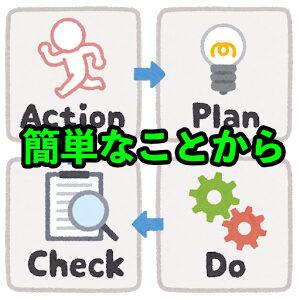 【緊急事態宣言中】良い日々にするため目標と予定を立てよう